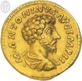 אוריאוס מימי הקיסר הרומי מרקוס אורליוס (161-180 לספירה)