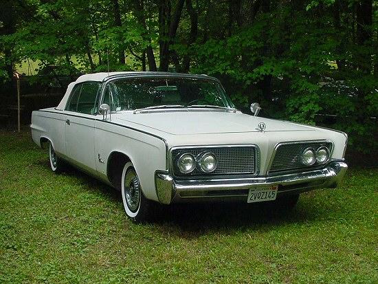 1964 chrysler imperial crown convertible for sale. Black Bedroom Furniture Sets. Home Design Ideas